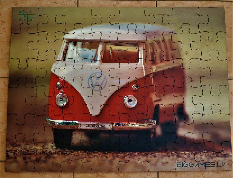 Puzzle (80X60cm)