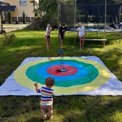 Mērķis, Darts. Dārza spēles. Spēles kāzām. Spēles bērniem. Lielformāta spēles. Spēļu noma.
