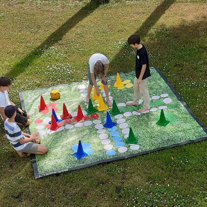 Riču Raču. Dārza riču raču. Lielais riču raču. Dārza spēles. Izkalide bērniem. Spēles kāzā