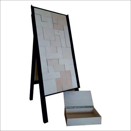 Vertikālais Tetris